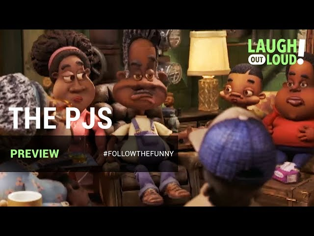 Watch The PJs on LOL Network   Kevin Hart Approved   LOL Network