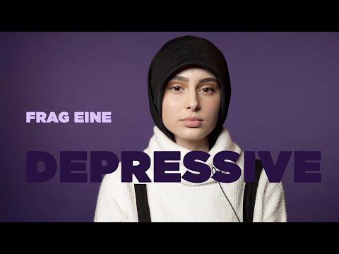 FRAG EINE DEPRESSIVE   Münire über Traurigkeit, Selbstmordgedanken & Jugendpsychiatrie