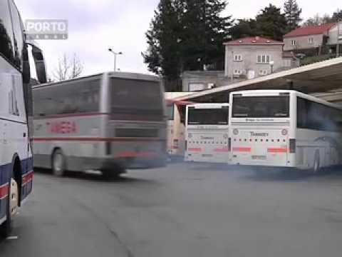 MONTALEGRE - Sucesso na rede de transportes