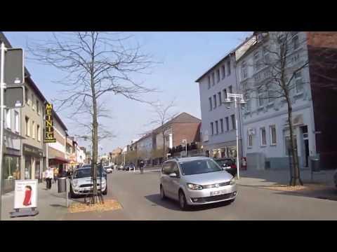 Spaziergang in Lehrte durch die Stadt zwischen Hildesheim und Hannover