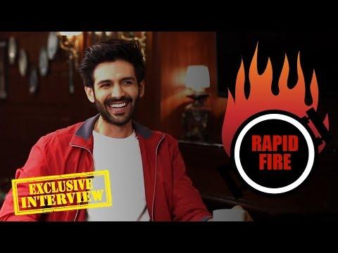 Kartik Aaryan鈥檚 CLASSY Rapid Fire On Ranveer Singh, Shah Rukh Khan, Salman Khan, Akshay Kumar