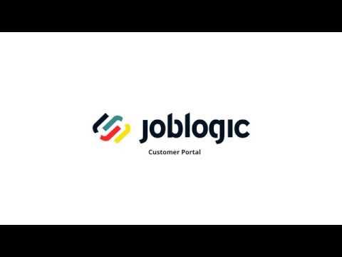 Customer Portal for Clients | Joblogic