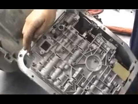 ford aod performance rebuild kit