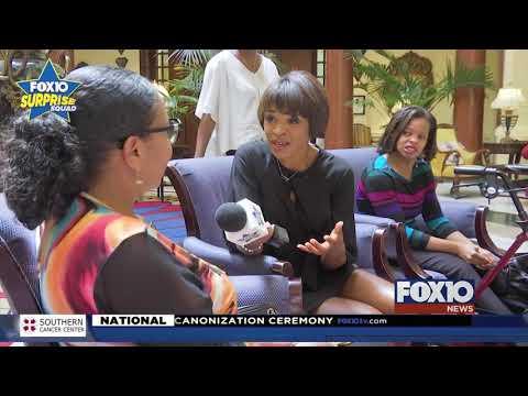 FOX10 Surprise Squad: A Double Surprise