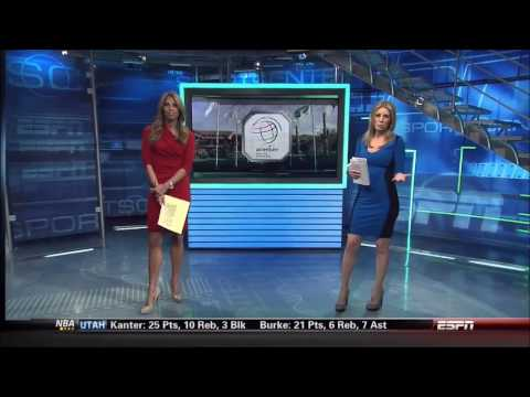 TROY: Sara Walsh & Jade McCarthy Repost | ESPN