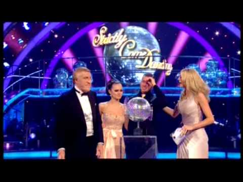 Kara And Artem Strictly Champions 2010 - Winning Moment