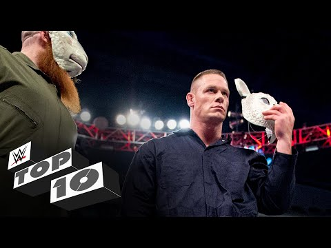 Unforgettable John Cena vs. Bray Wyatt moments: WWE Top 10, March 18, 2020