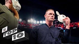 Unforgettable John Cena vs. Bray Wyatt moments: WWE Top 10, March 18, 2020