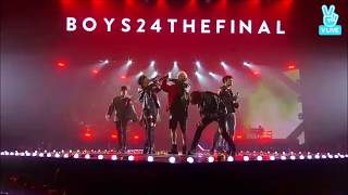 Download Video 20170812 :: BOYS24 THE FINAL :: CANDY SHOP MP3 3GP MP4