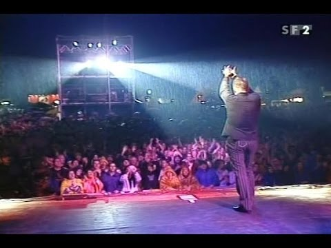 Simple Minds - Open Air Gampel 2003