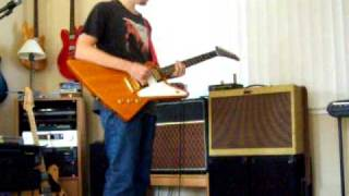"""The Killers """"Sam's Town"""" (guitar cover)"""