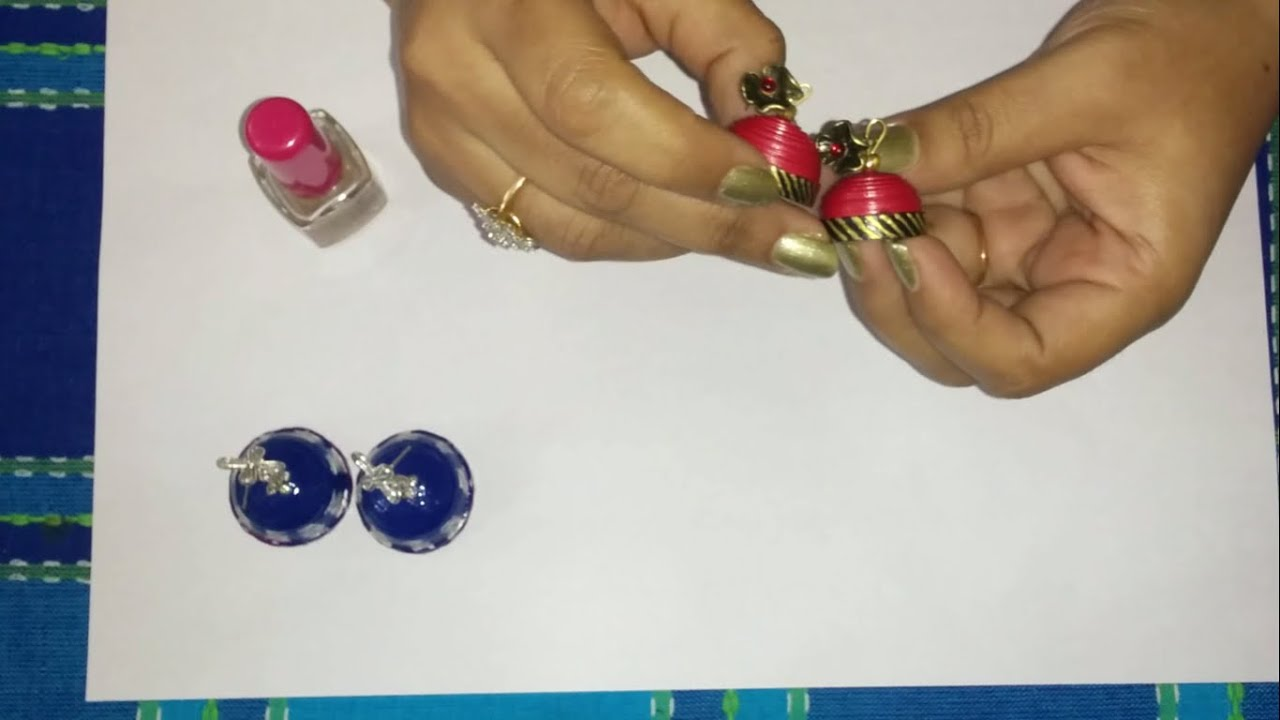40 How To Waterproof Quilling Jewellery Paper Jewellery