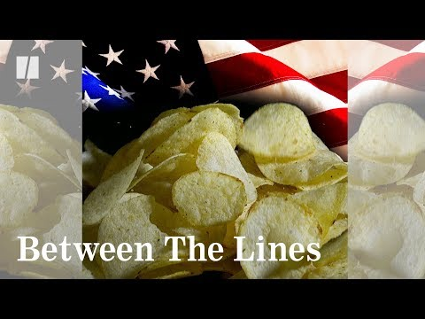 Why Do Americans Love Potato Chips? | Between The Lines