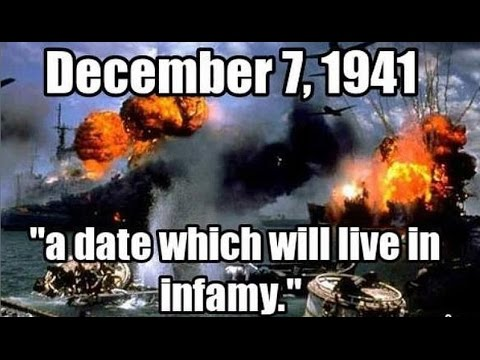 Pearl Harbor Attack December 7 1941 - This Day in History