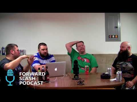 Forward Slash Episode 13: Variety Hour Movies, Music, Stand Up Comedy and World News