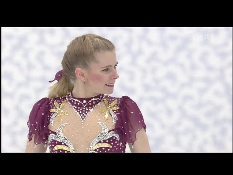 [HD] Tonya Harding - 1994 Lillehammer Olympic - Free Skating