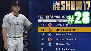 MIGHT START IN THE ALL-STAR GAME! | MLB The Show 17 | Road to the Show #28