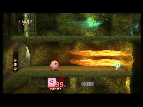 La venganza del nino Gordo Super Smash Bros Brawl Wii Parte 5
