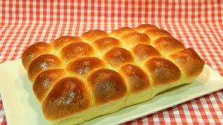 Receta facil de pan de brioche