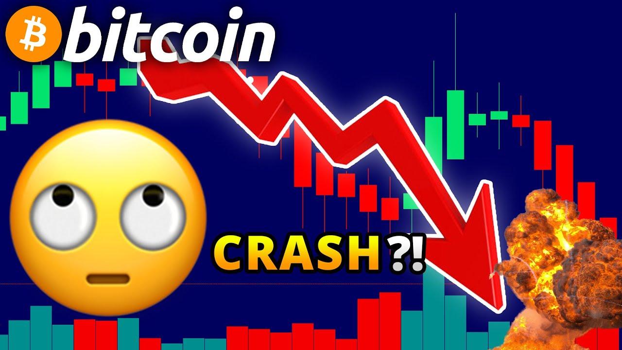 Daily Crypto Technical Analysis: Bitcoin CRASH Incoming?! // Bitcoin & Ethereum Price Prediction
