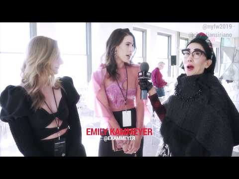 Street Style with SPECTACULAR Emily Kammeyer   NYFW 2019