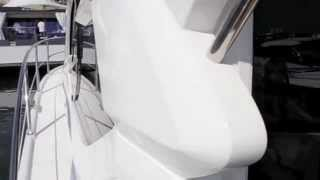 Galeon 300 Fly from Motor Boat & Yachting