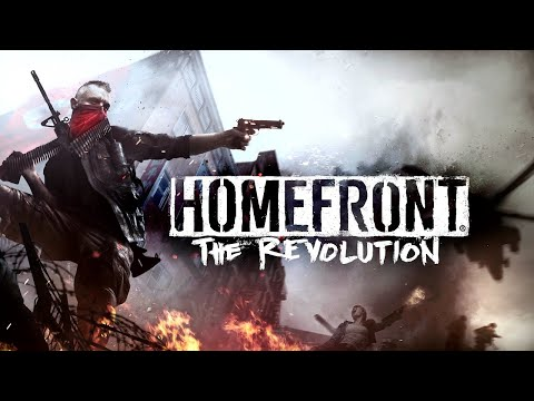 Homefront The Revolution playthrough Part 1 |