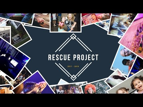 The Rescue Project - Week 3 - Ronnie Doss