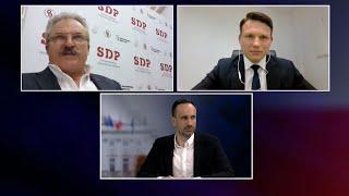 Studio Wyborcze - Janusz Kowalski, Sławomir Mentzen, Marek Jakubiak | Wybory Prezydenckie 2020 4/7
