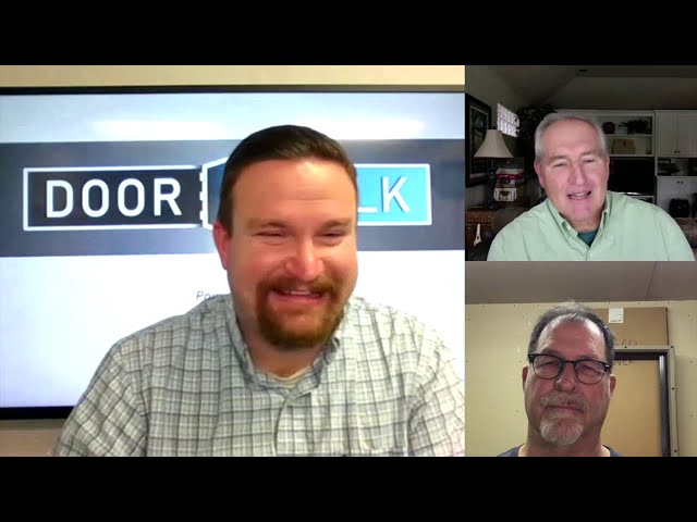 DOOR TALK Episode 29: Butler Doors Part 2 with Bill Butler and Terry Crump