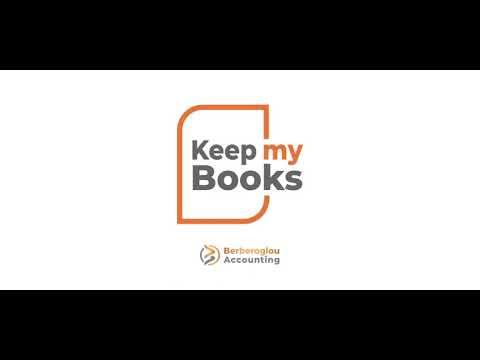 Tutorial πλατφόρμας Keep my Books