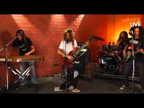 Amén – Vibraciones positivas (Sonora Live)