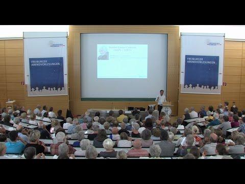 Gehirn und Alter - 3. Freiburger Abendvorlesung 2015