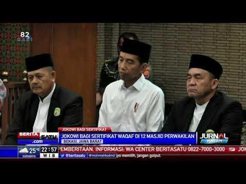 Presiden Jokowi Bantah Anti-Islam