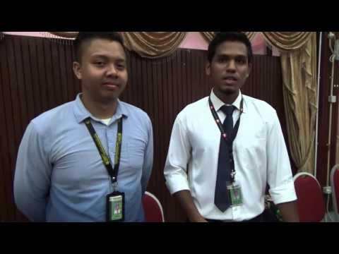 Pameran Projek Akademik CC602, JKA Disember 2015