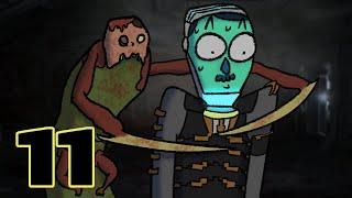 Dead Space Episode 11 - Alien Butt Juice - Chris Plays a Thing