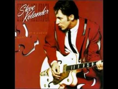 Steve Kolander - Drowning Man