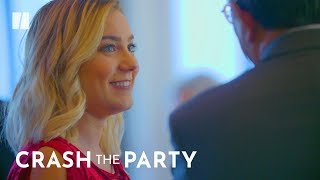 Meet the Young Republican Delivering Postmates to Meet Voters | #CrashTheParty