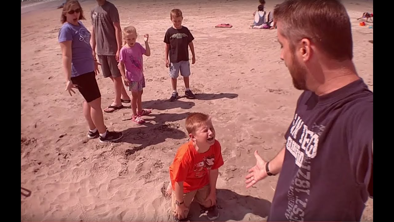 f9044aeb7d38cd A Quick Trip to the Beach Goes Terribly Wrong (short)!!! - YouTube