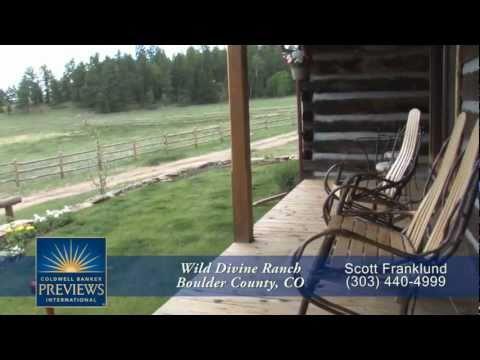 6968 Magnolia Drive, Boulder County, Colorado, Ranch for Sale