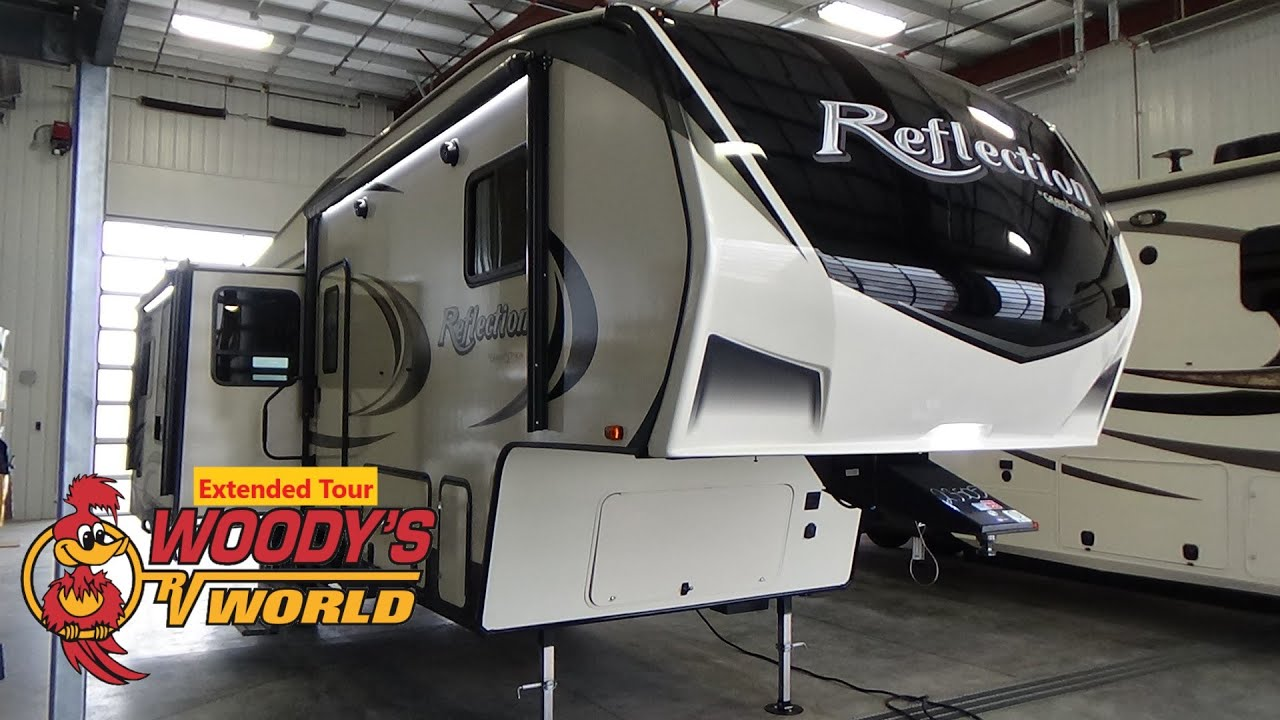 Woodys Rv World >> 2019 Grand Design RV Reflection 303RLS Fifth Wheel- Extended Tour - YouTube
