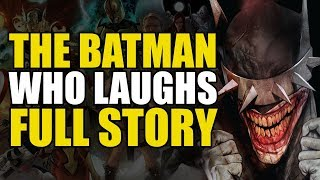 The Batman Who Laughs: Full Story | Comics Explained
