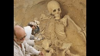 PROOF OF GIANT HUMANOID SKELETONS BEING IGNORED!