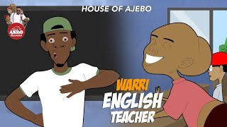 Warri English teacher