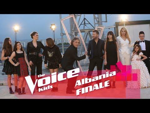 Prapaskenat e Promos Finale | The Voice Kids Albania 2018