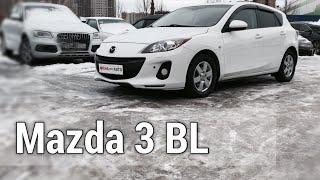   Авто Обзор на Mazda 3 BL Мазда 3  