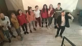 Проба N3. Танцевальная лаборатория Екатерины Стегний. Видео 3