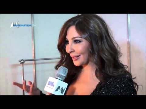 ELISSA KHOURY/ SINGER LEBANESE INTERVIEW
