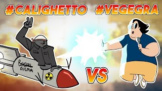 RAP FIGHTER CUP #2 - VEGEGRA (JAROD) VS CALIGHETTO (TIERS MONDE)
