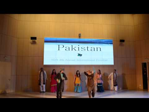 pakistan performance at Azerbaijan Diplomatic Academy 2014